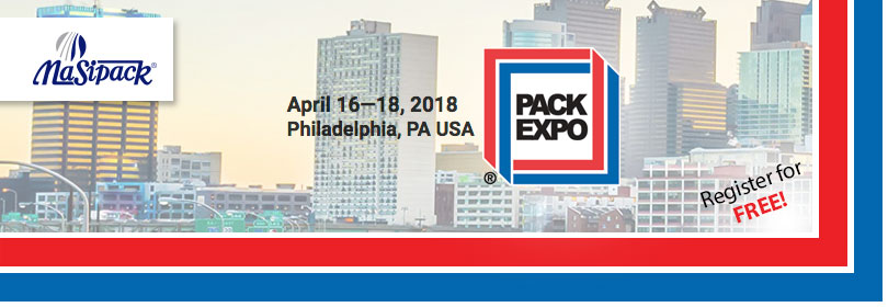 Pack Expo East 2018